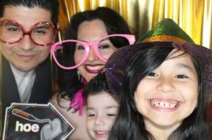 Tiaras & Tacones Photo Booth